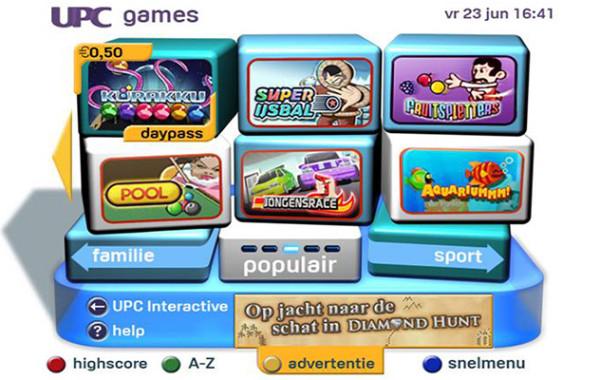 UPC Games