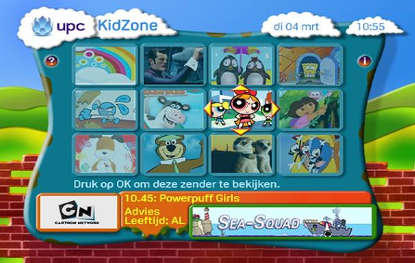 UPC KidZone