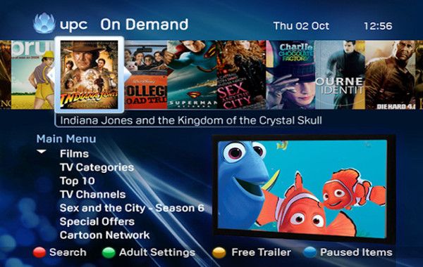 UPC On Demand